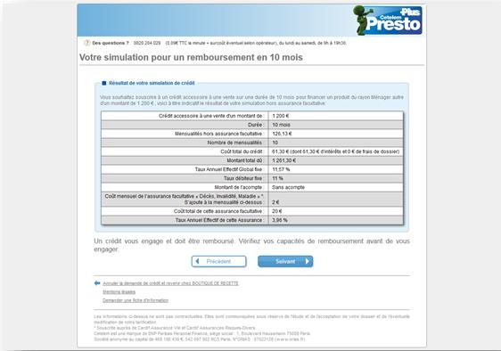 Presto — Documentation Mercanet
